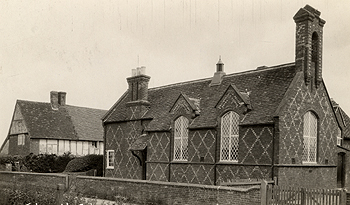 Chalgrave School about 1900 [Z1306/26/8/1]